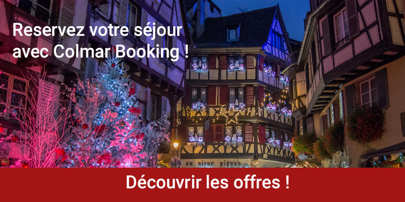 Colmar Booking Christmas travel Packages