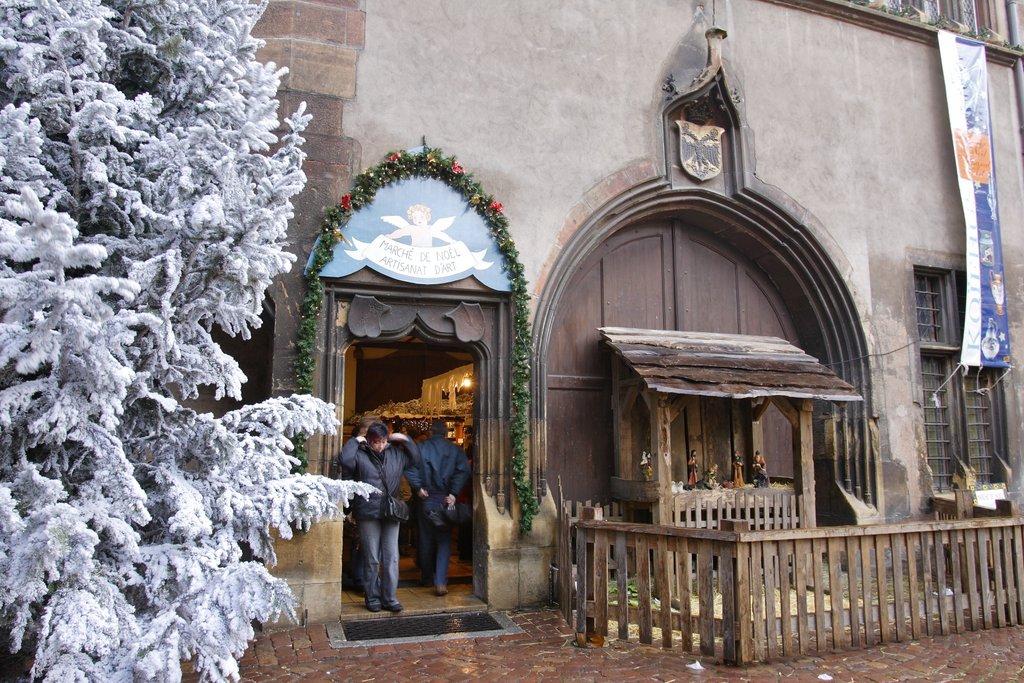 Marché de Noël du Koïfhus